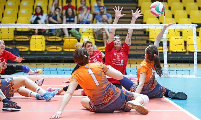 Definite le semifinali del Campionato Italiano di Sitting Volley