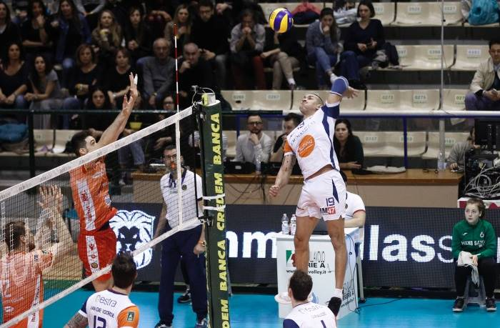 I numeri dell'ultima giornata di regular season di SuperLega maschile