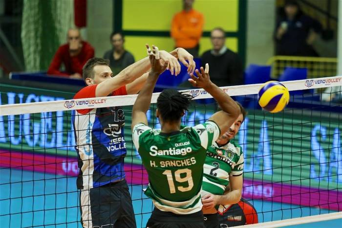 Coppe europee maschili: Trento vola in finale di Cev Cup, mercoledì Monza a Lisbona in Challenge Cup