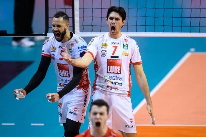 La Lube Civitanova ha vinto la Champions League maschile