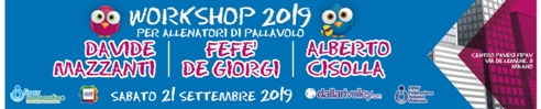 Workshop 2019 per Allenatori