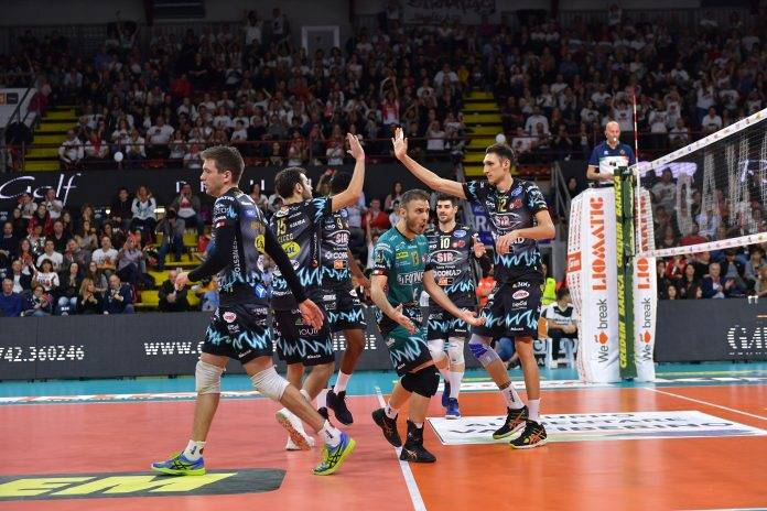 SuperLega maschile: i numeri del week end e prossimi turni
