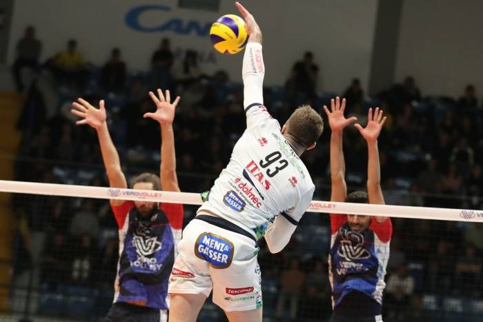 SuperLega maschile: i match dell'ultima giornata di regular season