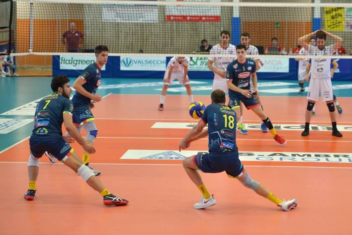 A2 maschile: nel week end va in scena l'ultima giornata di regular season