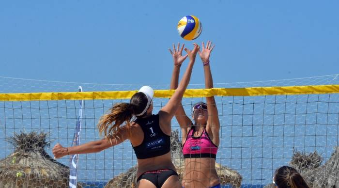 World Tour Ios: Scampoli-Varrassi al Main Draw