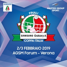 A Verona la Final Four di Coppa Italia di serie A femminile