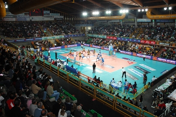 Al Palafiera di Forlì l'All Star Volley 2007