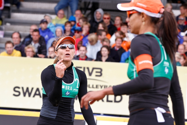 All'HP Beach Open di the Hague vincono Larissa-Juliana