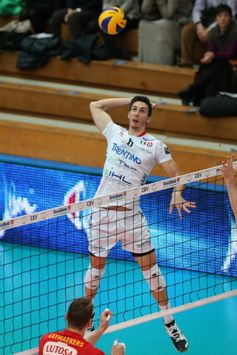 Andata PlayOffs 6 Champions League maschile, Trento sconfitta 3 a 0 a Belgorod