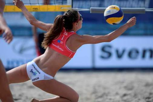 Beach Continental Cup. Olanda-Italia 2-0: azzurre eliminate