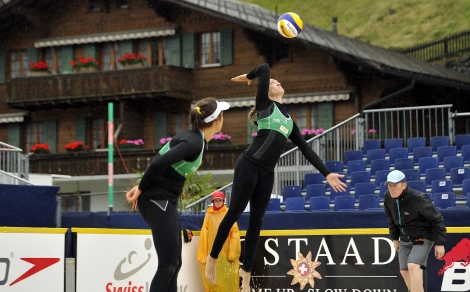 Beach Grand Slam Gstaad: eliminate le azzurre Gioria-Giombini
