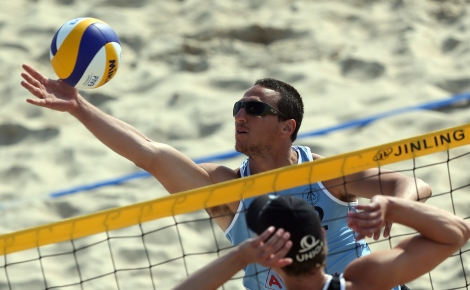 Beach Open Anapa: Colaberardino-Michienzi nel main draw