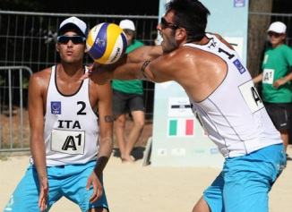 Beach volley: al via a Klagenfurt i Campionati Europei