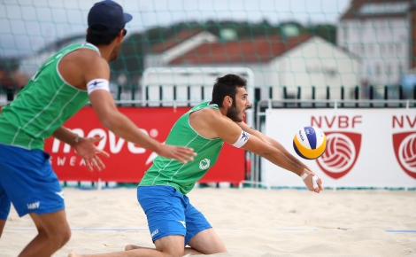 Beach Volley: al via il Grand Slam di Gstaad
