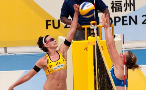 Beach Volley: al via il Grand Slam di Shanghai