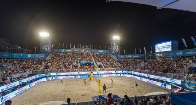 Beach Volley: al via il Major di Fort Lauderdale