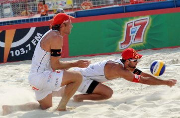 Beach Volley: al via l'Open di Brasilia