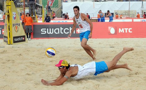 Beach Volley Grand Slam Mosca: Lupo-Nicolai partono forte