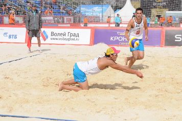 Beach volley Grand Slam Mosca: tie-break fatali per le coppie azzurre