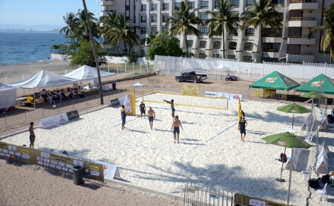 Beach volley: il World Tour fa tappa a Puerto Vallarta