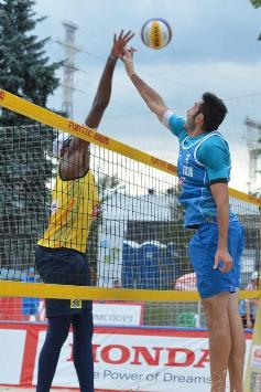 Beach volley tricolore 2014: a San Teodoro la quarta tappa maschile