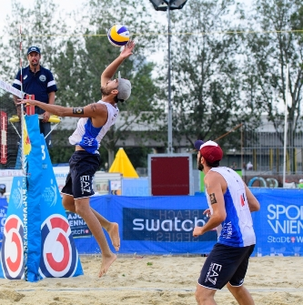 Beach Volley World Tour: le coppie italiane a Mosca (4 Stelle)