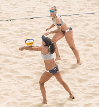 Beach World Tour: al via la tappa di Qinzhou