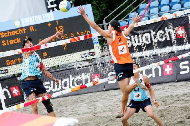 Beach World Tour open del Portogallo