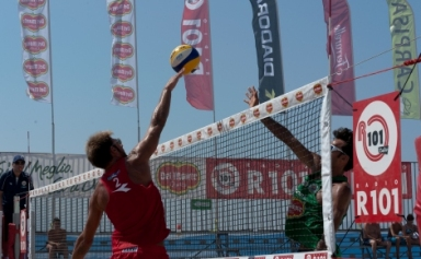 C. Italiano Del Monte Beach Volley 2012: A Paestum concluse le qualifiche