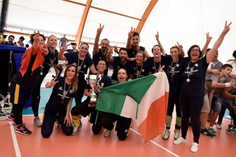 Campionato italiano di Sitting Volley: scudetti all'Apd Fonte Roma Eur e al Dream Volley Pisa