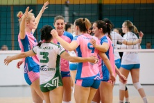 Challenge Cup femminile: Monza vince anche in Slovenia e vola in semifinale. Giovedì in campo Busto  in Cev Cup