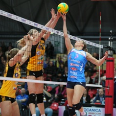 Champions League femminile: Busto e Piacenza qualificate ai Play Off 12