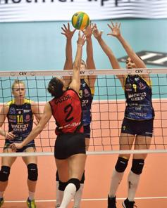 Champions League femminile Final Four: Conegliano battuta al tie break in semifinale dal Vakifbank Istanbul