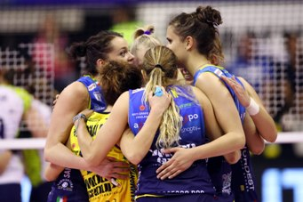 Champions League femminile: Imoco Volley all'assalto del trono europeo, nel weekend la Final Four al PalaVerde