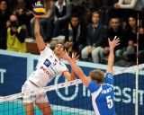 Champions League maschile: Trento supera Mosca 3 a 0