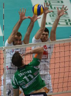 Macerata-Cuneo, sfida stellare in Champions League