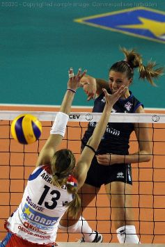 Champions League, Villa Cortese batte Bergamo al Golden Set e si qualifica per la Final Four
