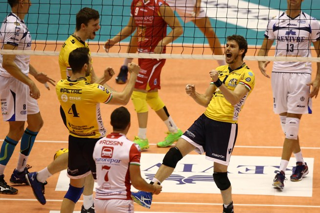 Champions su Fox Sports 2, news Fivb, Modena top e donne al via