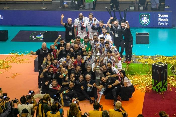 La Cucine Lube Civitanova ha vinto la Champions League 2019