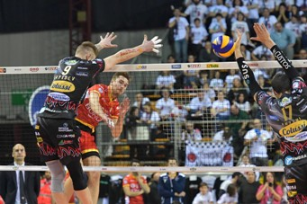 Conclusa la regular season di Superlega maschile, al via i Play Off Scudetto