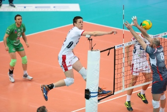 Coppe Europee maschili: andata PlayOffs 6 di Champions, vincono Civitanova e Trento