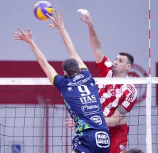 Coppe Europee maschili. Cev Cup: Trento a due set dalle Finali. Challenge Cup: Monza a Lisbona, imperativo vincere