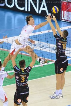 Coppe Europee maschili: conferme per le italiane impegnate in Champions League e CEV Cup