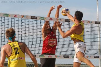 Del Monte Beach Volley Tour 2011: nono posto per Tomatis-Martino
