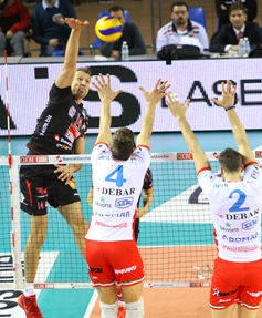 Domenica scatta la penultima giornata di regular season di Superlega maschile