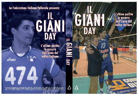 "DVD ""Il Giani Day"" + La Guida al Volley 2008"