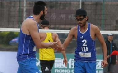Europeo di Beach Volley: definite pool e calendario