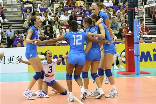 Final Six World Grand Prix femminile: l'Italia affronta la Russia