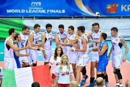 Final Six World League: l'Italia è in semifinale contro la Serbia