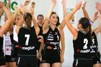 Findomestic Girl League: Megius Padova, primo sorriso tricolore